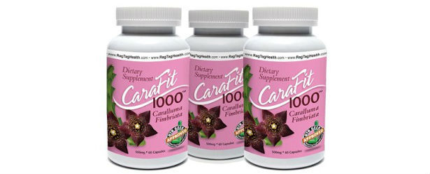 CaraFit 1000 Caralluma Fimbriata Review