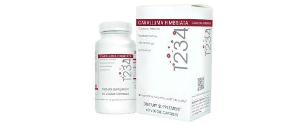Caralluma Fimbriata 1234® By Creative Bioscience®