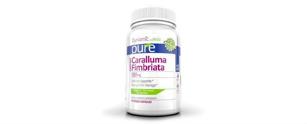 Dynamic Nutrition Pure Caralluma Fimbriata Review