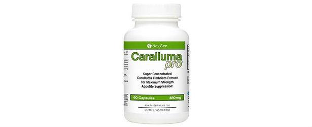 NexGen Caralluma Pro Review